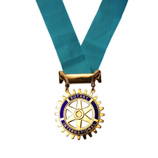Past-Governor Ketting Rotary