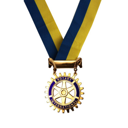 Collier de pésident du Rotary