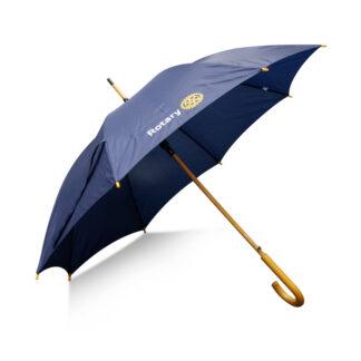 Rotary paraplu met Rotary logo
