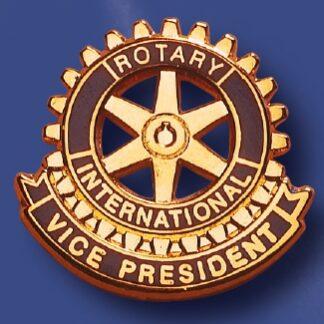 Rotary pin de fonction Vice Président