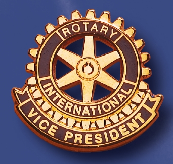 Functions pin Vice President