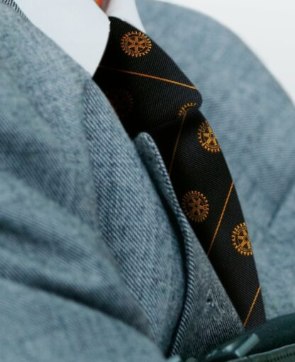 Rotary tie stylish and professional