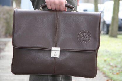 Rotary sac en cuir simili.