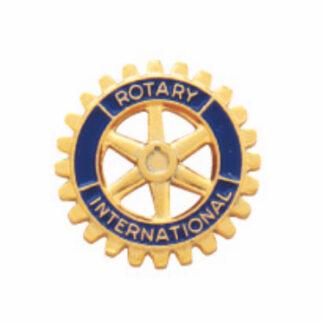 Rotary pin: Rotary International