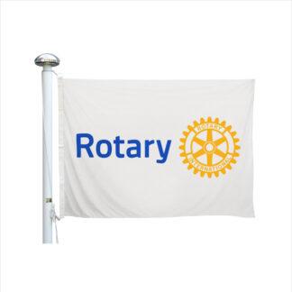 Vlag Rotary