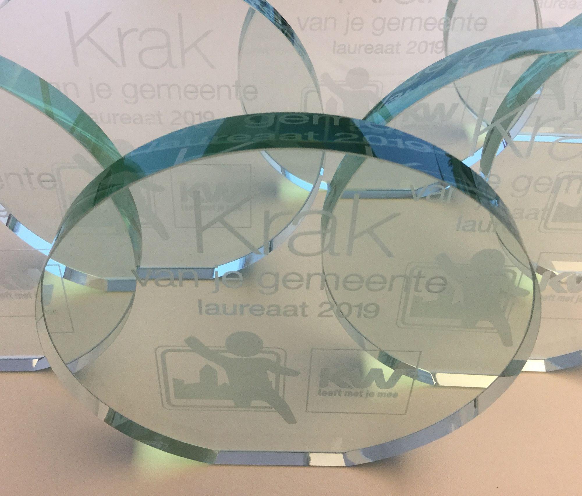 Aanbod awards Tinko