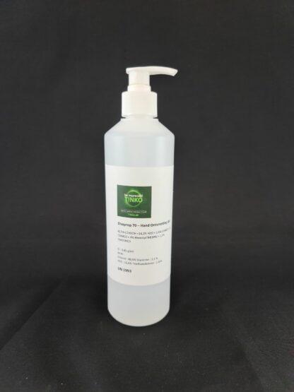 Disoprop 70 - Hand disinfectant gel - 500 ml