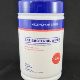Anti-bacteriële vochtige doekjes